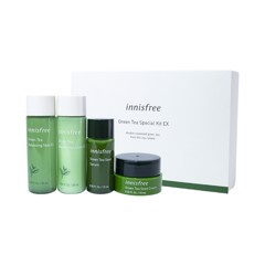 Bộ Kit Dưỡng Da Innisfree Green Tea Special Kit EX 2019 Edition (4 items)