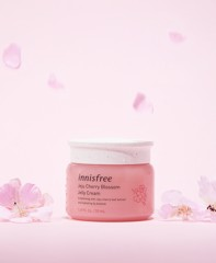 GEL DƯỠNG ẨM INNISFREE JEJU CHERRY BLOSSOM JELLY CREAM 50ml