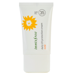 Kem Chống Nắng Innisfree Daily UV Protection Cream No Sebum SPF35 PA+++ (50ml)