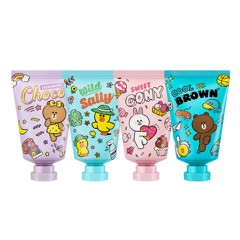 Kem Dưỡng Da Tay Missha Love Secret Hand Cream Line Friends Edition