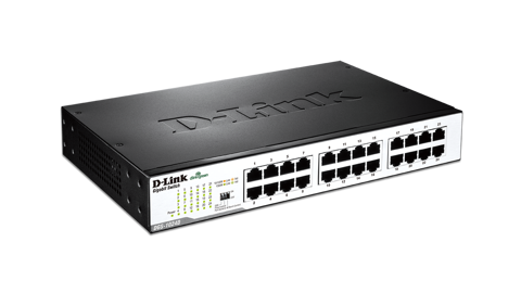 Switch D-LINK DGS-1024D(rack 19