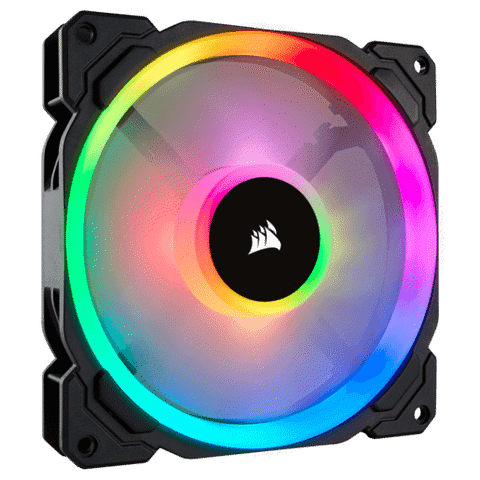 FAN CORSAIR LL140 RGB LED