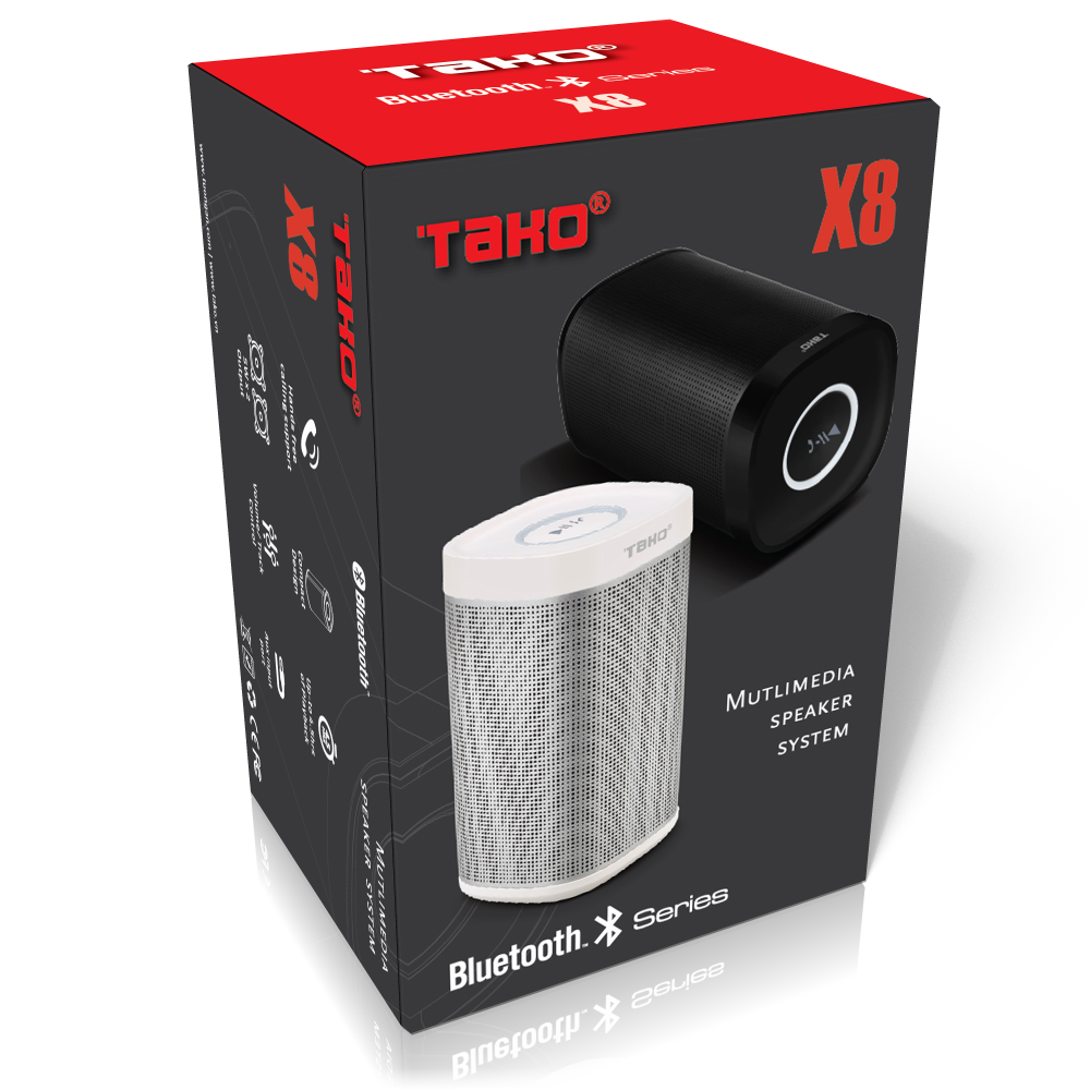 Loa bluetooth Tako X8