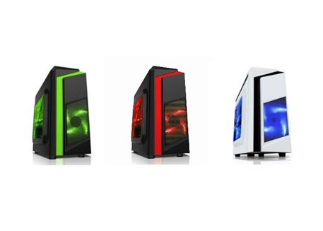 Vỏ Case E-Sport F2 Black - Green/Red/Black