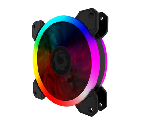 FAN TẢN NHIỆT RGB FORGAME COLOURED GLAZE