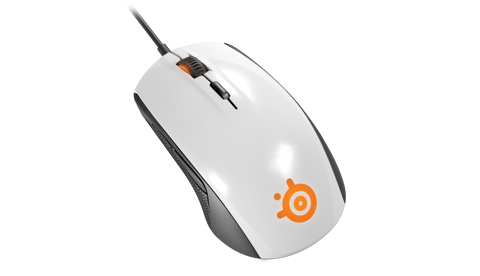 Chuột SteelSeries Rival 100 Proton Yellow