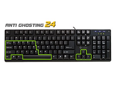 i-Rocks Gaming Keyboard KR6260