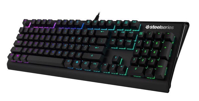Bàn phím cơ SteelSeries Apex M650 RGB Blue/Red/Brow