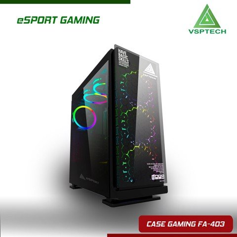 Case FA-403 eSPORT Gaming