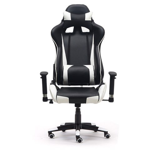 Ghế Gaming Onchair F1 Black White
