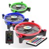 FAN AIGO Z6-3 RGB 3PCS PACK