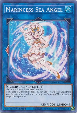 [ US ] Marincess Sea Angel - MP20-EN172 - Common 1st Edition