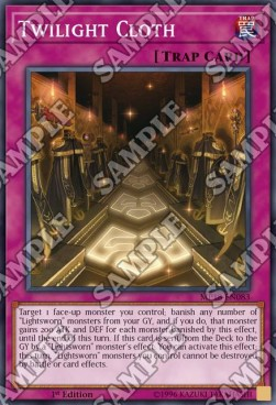 [ UK ] Twilight Cloth - MP18-EN083 - Common