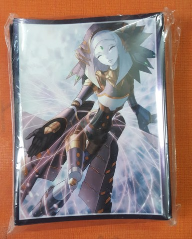 Card Sleeve Anime: El Shaddoll Construct