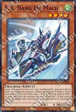 [ UK ] F.A. Hang On Mach - MP18-EN092 - Common