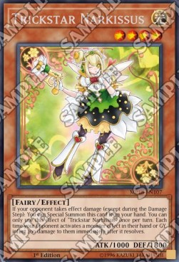 [ UK ] Trickstar Narkissus - MP18-EN107 - Rare