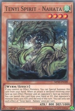 [ UK ] Tenyi Spirit - Nahata - MP20-EN109 - Common 1st Edition
