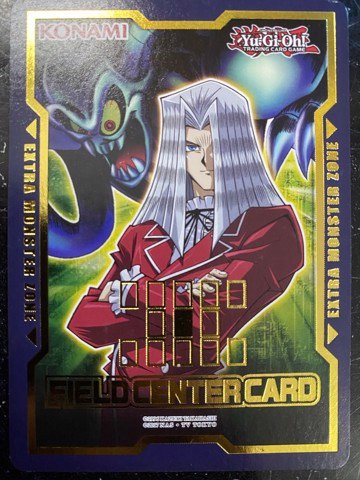 Pegasus Toon - Field Center Card