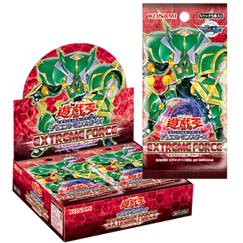 Extreme Force Booster Box - OCG