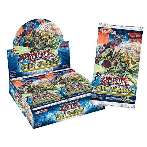 Spirit Warriors - Full Box TCG