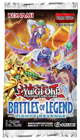 Booster Pack - Battles of Legend: Light's Revenge