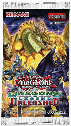 Pack Dragons of Legend: Unleashed