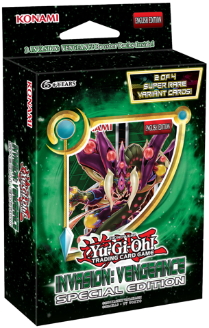 Box Invasion: Vengeance special edition