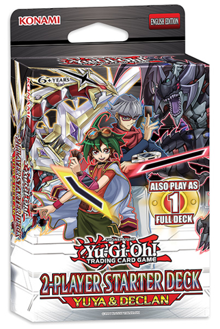 2-Player Starter Deck: Yuya & Declan