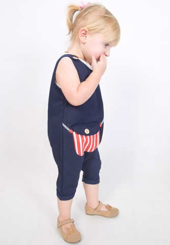 Italian Premium Jumpsuit with side pocket