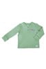 Long-sleeve Forever Young T-Shirt (Green)