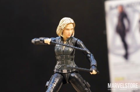 Bandai SHF Blackwidow
