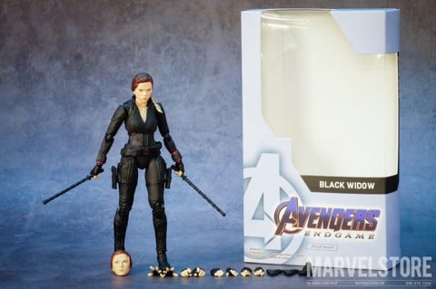 black widow shf endgame
