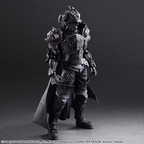 Square enix PLAY ARTS KAI final fantasy GABRANTH