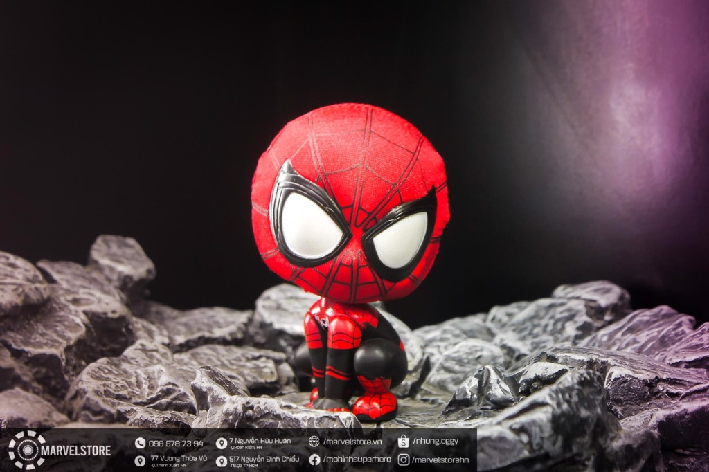 Cosbaby spiderman far from home