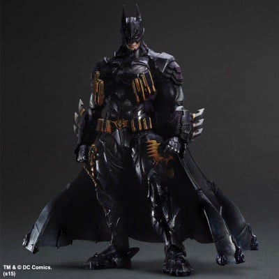 Square enix PLAY ARTS KAI Batman armored variant