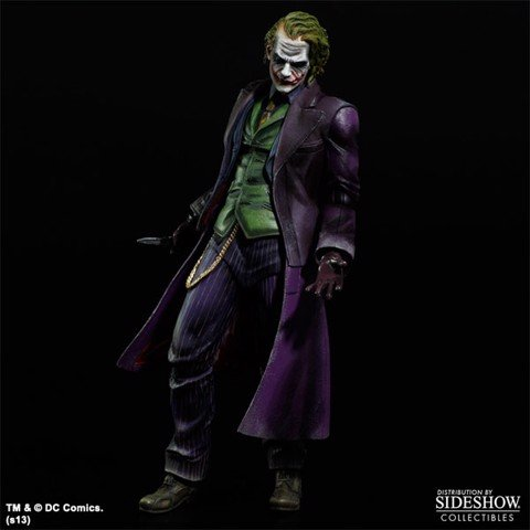 Square enix PLAY ARTS KAI Joker The Dark Knight