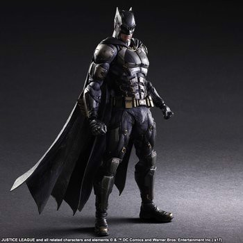 Square enix PLAY ARTS KAI Batman justice league (REAL)