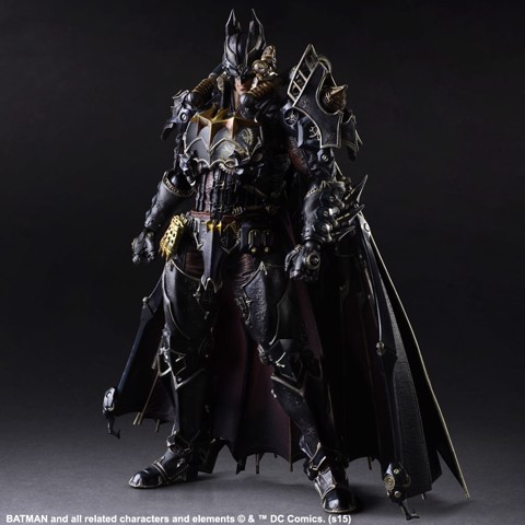 Square enix PLAY ARTS KAI Batman TIMELESS STEAMPUNK