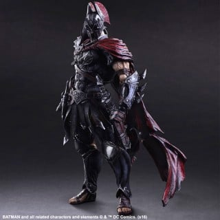 Square enix PLAY ARTS KAI Batman Sparta