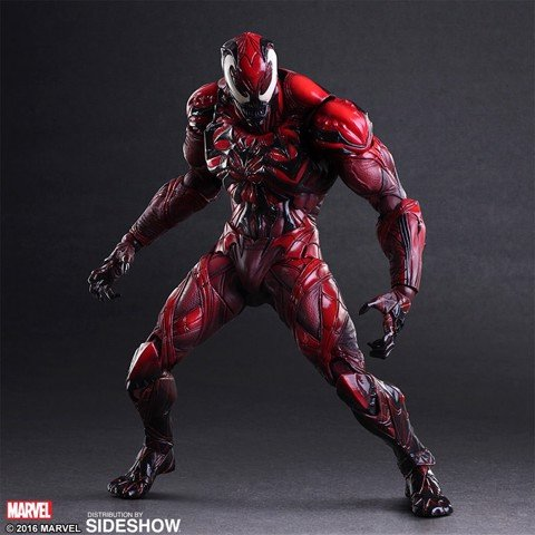 Square enix PLAY ARTS KAI Carnage