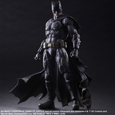 Square enix PLAY ARTS KAI Batman vs superman