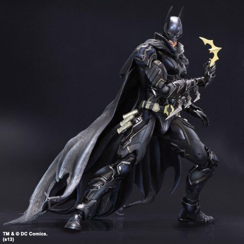 Square enix PLAY ARTS KAI Batman (Japan Import)
