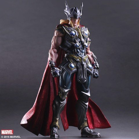 Square enix PLAY ARTS KAI Thor