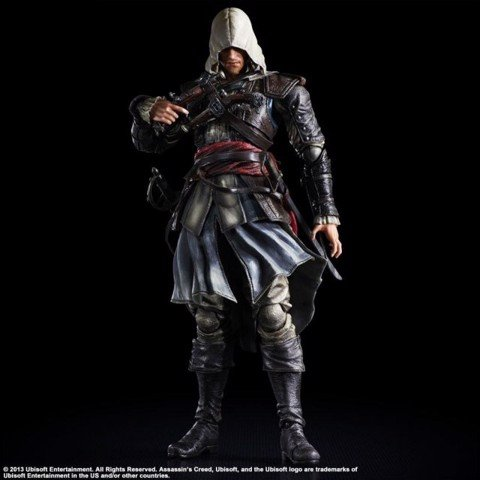 Square enix PLAY ARTS KAI assassin's creed
