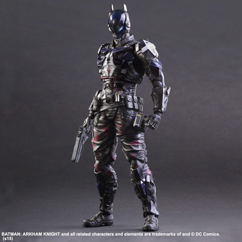 Square enix PLAY ARTS KAI Batman Arkham Knight