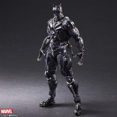 Square enix PLAY ARTS KAI Black Panther
