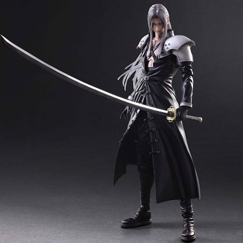 Square enix PLAY ARTS KAI final fantasy Sephiroth