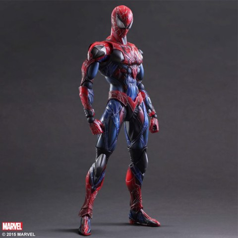 Square enix PLAY ARTS KAI Spiderman