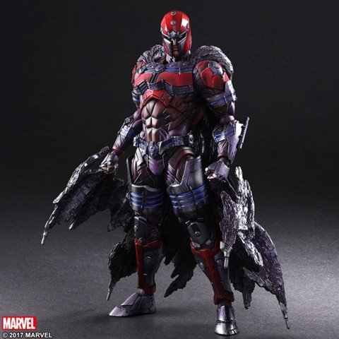 Square enix PLAY ARTS KAI Magneto
