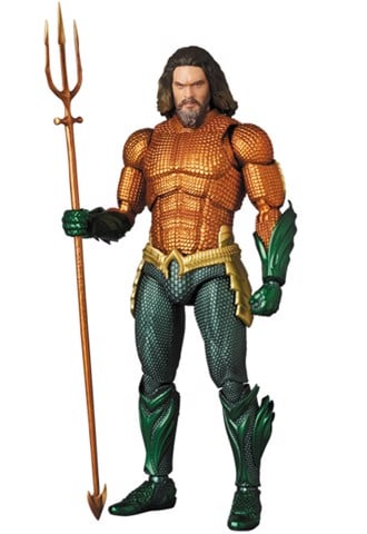 Aquaman Mafex Real